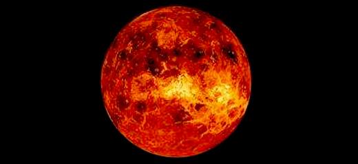 Planeet Venus.
