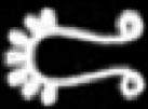 Oud-Egyptisch hieroglief van een collier.