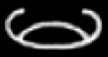 Oud-Egyptisch hieroglief van een boot.