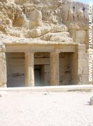 In de omgeving van de Sphinx.