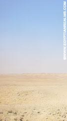 Woestijn bij Saqqara.
