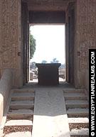 Trap van de Witte Kapel van Senusret I.