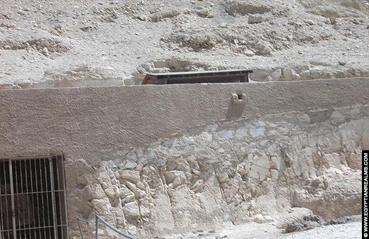 Tombe van Al-Mu'all te Esna.