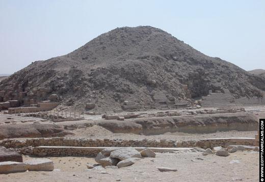 Piramide Unas te Saqqara.