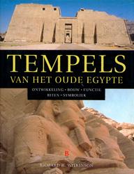 Tempels van het oude Egypte.