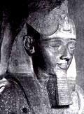 Pharaoh Senusert I.