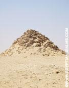 Restant van een Piramide.