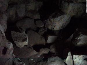 Dahshur Piramide vloer