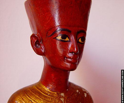 Beeldje van Tutankhamun