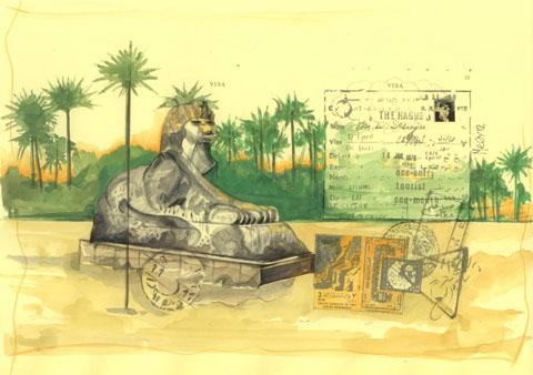 Impressie Sphinx. ©M.Drevijn.