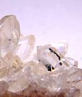 Bergkristal.