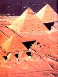 Piramides van Giza.
