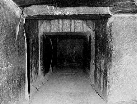 Passage naar de Koningskamer.