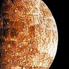 Planeet Mercurius.