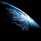 Planeet aarde.