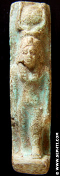 Amulet van Aset.