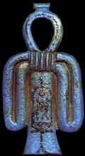 De Tau, symbool van Aset en Thiouis.