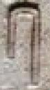 Oud-Egyptisch hieroglief van een gevouwen doek.