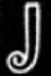 Oud-Egyptisch hiëroglief van een baard.