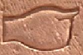 Oud-Egyptisch hiëroglief van een hand.