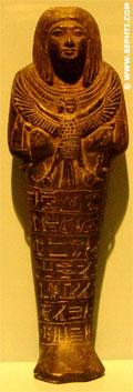 Egyptisch Ushabti figuur.