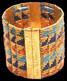 Armband van koningin Ah-Hotpe.