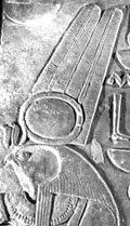 Egyptische Mentu