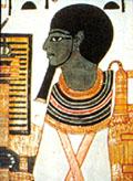 Ptah met Zonnekraag.