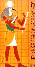 Illustratie van Tehuti.