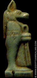 Amulet Duamutef.