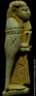 Amulet van Imseti.