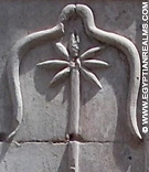 Oud-Egyptisch symbool van Seshat.