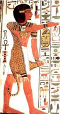 Priester van Amun.