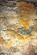 Ankhet afgebeeld in oorspronkelijke kleuren.