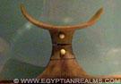Oud Egyptische hoofdsteun.