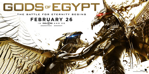 Movie Gods of Egypt