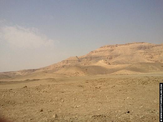 Westbank van Luxor.