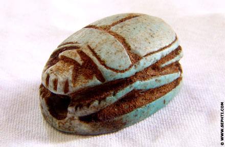 Amulet van een Kever.