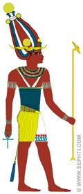 Reconstructie van Pharaoh.