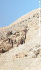 Tombes in de omgeving van de Vallei der Koningen.