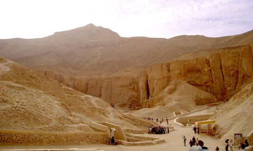 Valley of the Kings, Luxor.