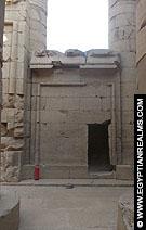 Architectuur van de Kalabsha Tempel.