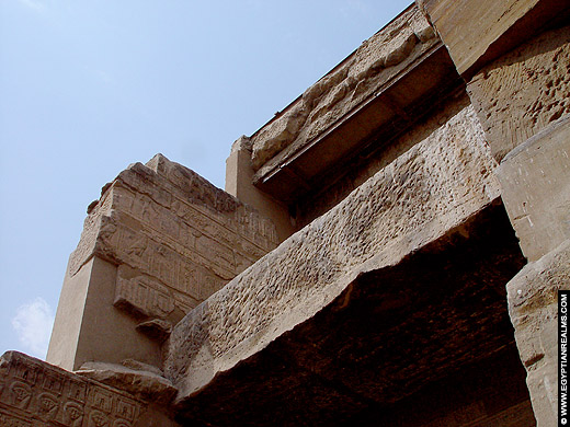 Tempel van Al-Tud gewijd aan Montu.