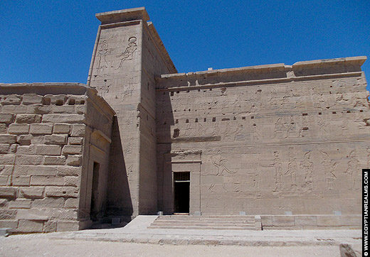 Tempel van Philae.