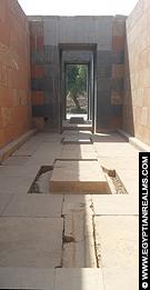 Rode Kapel van Hatjepsut. Copyright EgyptianRealms.com