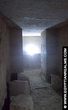 Mastaba no. 17 op het terrein van de Meidum Piramide.