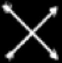 Hieroglyph Arrows Tehenut.