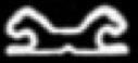 Hieroglyph Aker.