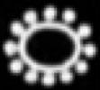 Hieroglyph Sun.