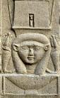Hieroglyph Het-Heru.